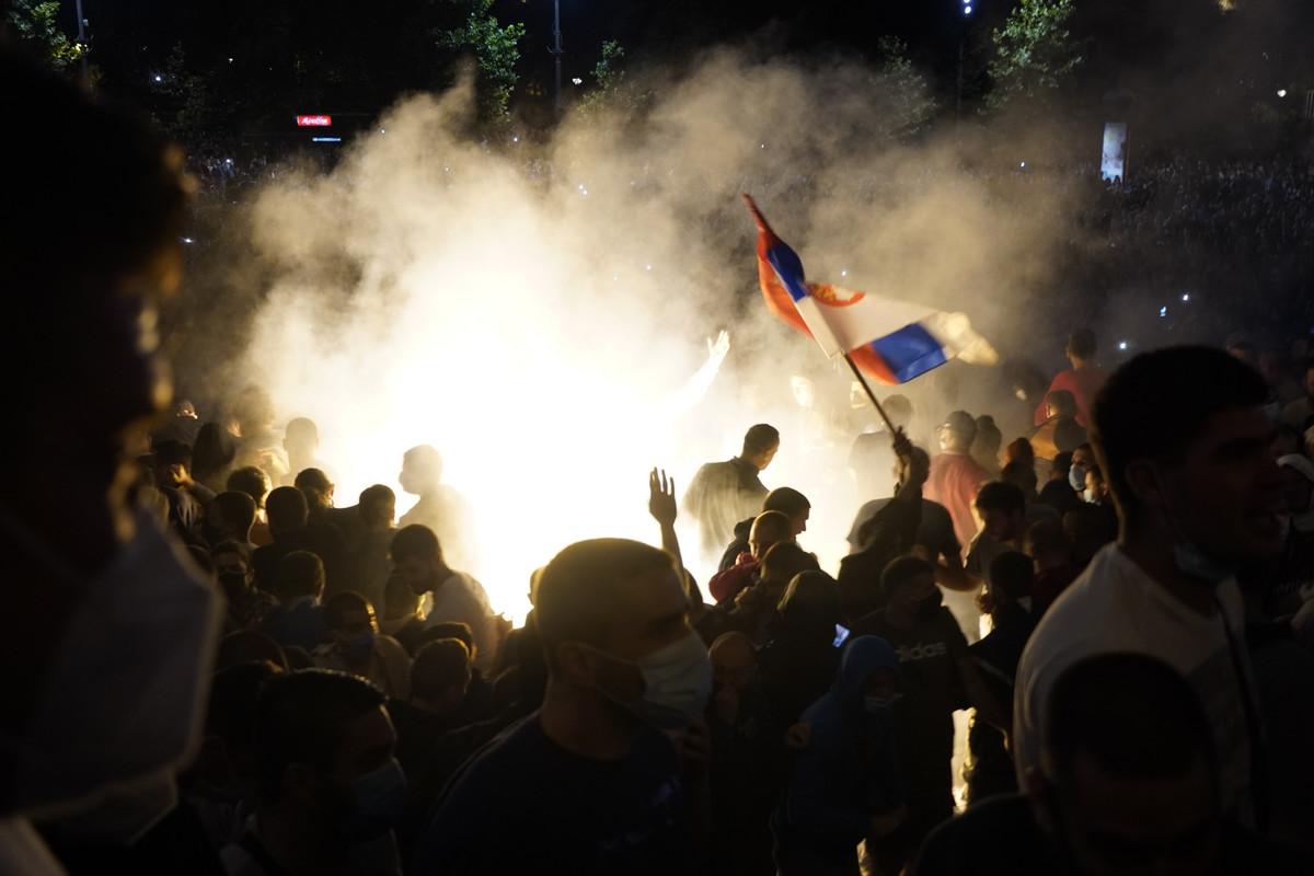Norveški ambasador u Srbiji: Nasilje zabrinjava