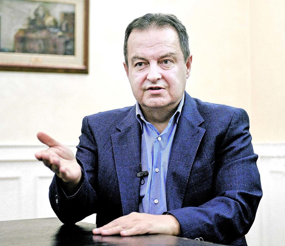 """""""POZELENEO SAM OD BESA KAD SAM ČUO TONČEVA..."""" Dačić: Milion puta sam mu rekao da lokalne probleme ne prenosi na viši nivo"""