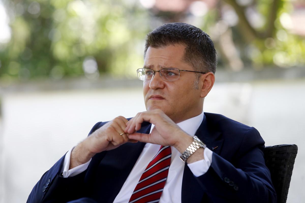 Vuk Jeremić traži pomoć od Evropske unije za NOVE IZBORE u Srbiji