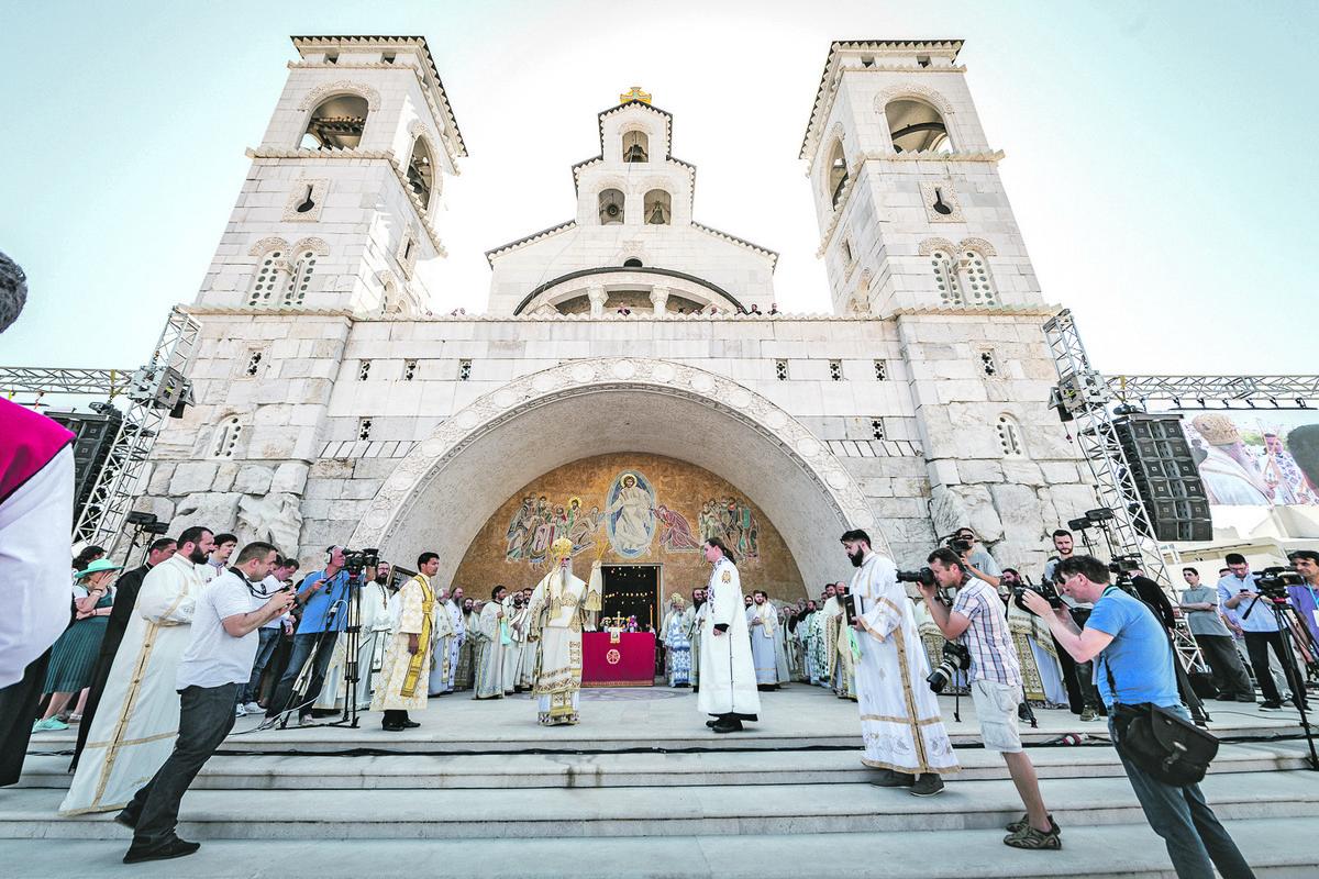 Vlada Crne Gore pozvala SPC na nastavak razgovora o spornom Zakonu o slobodi veroispovesti