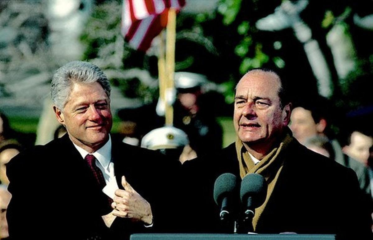 NOVA OTKRIĆA IZ TAJNIH DOKUMENATA Žak Širak hteo veliku vojnu INTERVENCIJU U SREBRENICI; Klinton: Ja bih, ali Bošnjaci NE ŽELE DA SE BORE