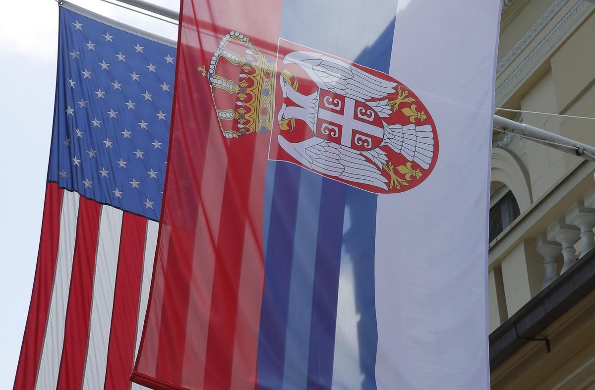 USPONI I PADOVI, PRESEDAN, PUPIN, VILSON I ŠLJIVA Pre 102 godine srpska zastava je osvanula nad Belom kućom, ali je do danas ostala dilema: Da li se odnos Srbije i SAD može vratiti na staro?