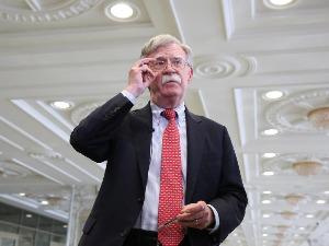 Bolton: Ideja o korekciji granice nije moja