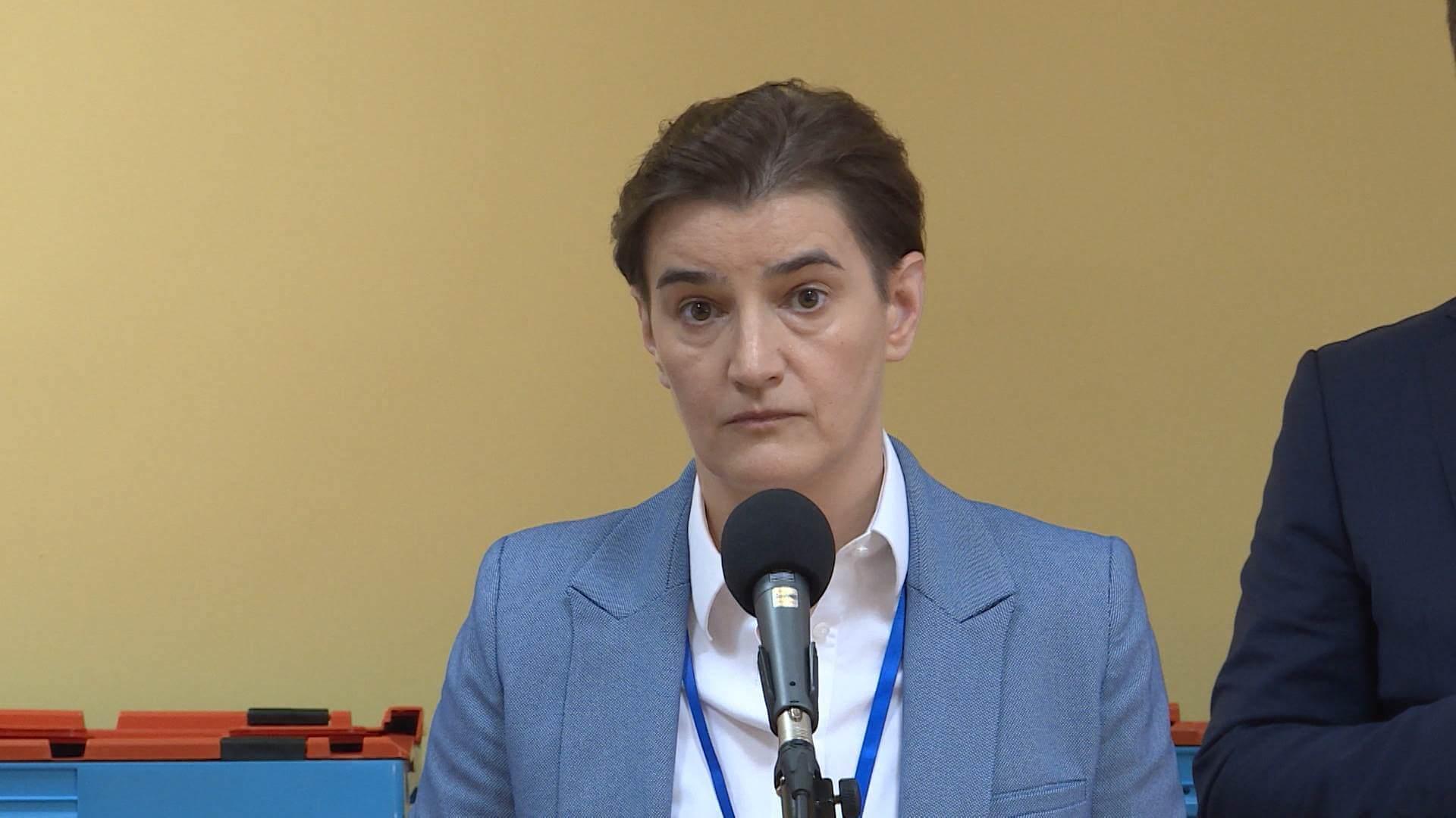 Brnabić: Srbija nikad stabilnija, neće proći pokušaji prekrajanja izborne volje