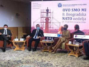 Dačić: Saradnja sa NATO-om važna zbog stabilnosti regiona