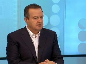 Dačić za RTS: Srpska strana nije upoznata da će na dnevnom redu u Briselu biti neki dokument