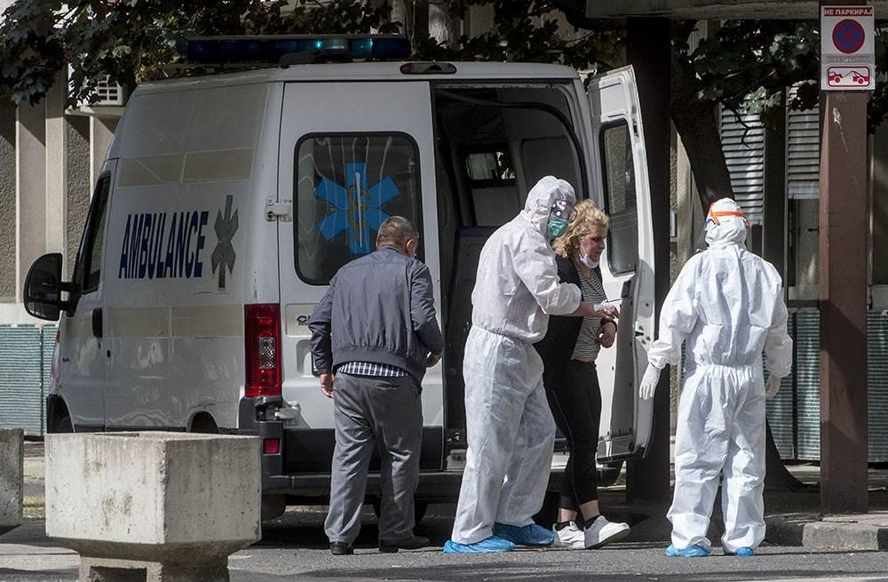Osam ljudi preminulo u Severnoj Makedoniji, potvrđena još 163 slučaja zaraze