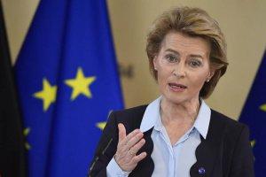 Ursula fon der Lajen na meti kritika zbog pojavljivanja u predizbornom spotu HDZ