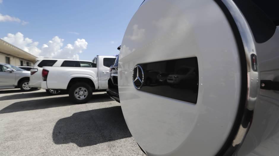 Vlasti SAD zaplenile 81 vozilo predviđeno za krijumčarenje u Venecuelu
