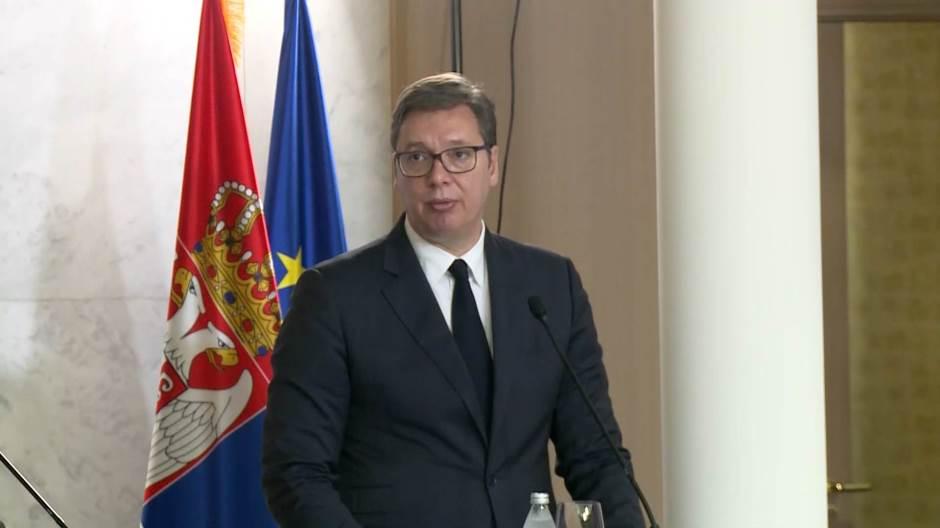 Vučić: Bolnica u Novom Pazaru jedna od najboljih, laž da ne rade respiratori
