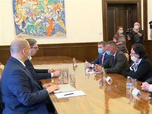 Vučić počeo konsultacije o formiranju Vlade Srbije