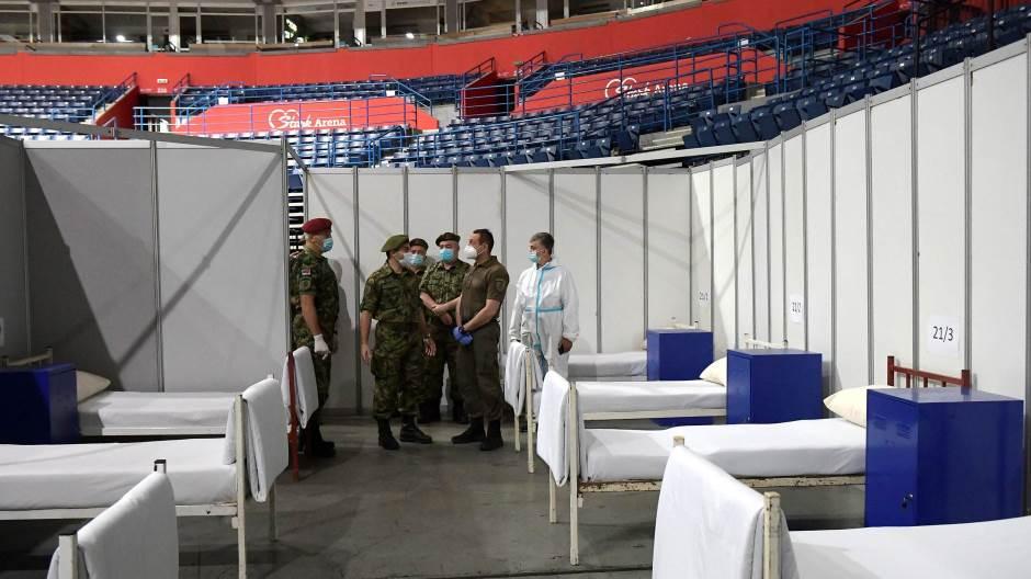 Vulin: Vojska pripremila Štark arenu po naređenju Vučića