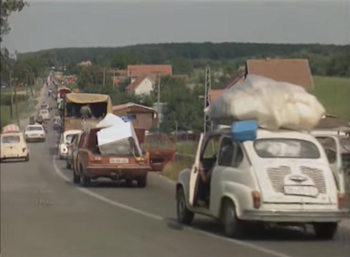 """Srbija i Republika Srpska danas u Rači obeležavaju 25 GODINA od etničkog čišćenja Srba u akciji """"Oluja"""""""