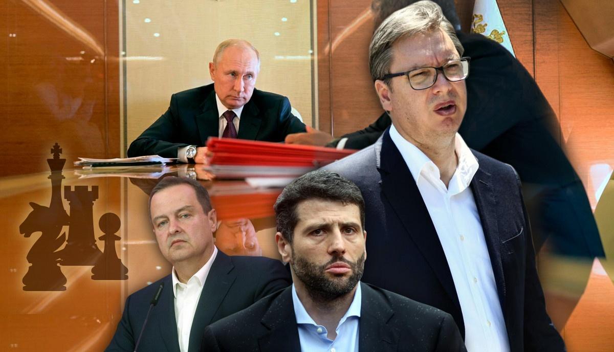 """BAĆUŠKE POMRSILE KONCE SOCIJALISTIMA Lobiranje ruske ambasade za SPS zasmetalo Vučiću, ali je Šapića UBACILO """"U IGRU"""""""