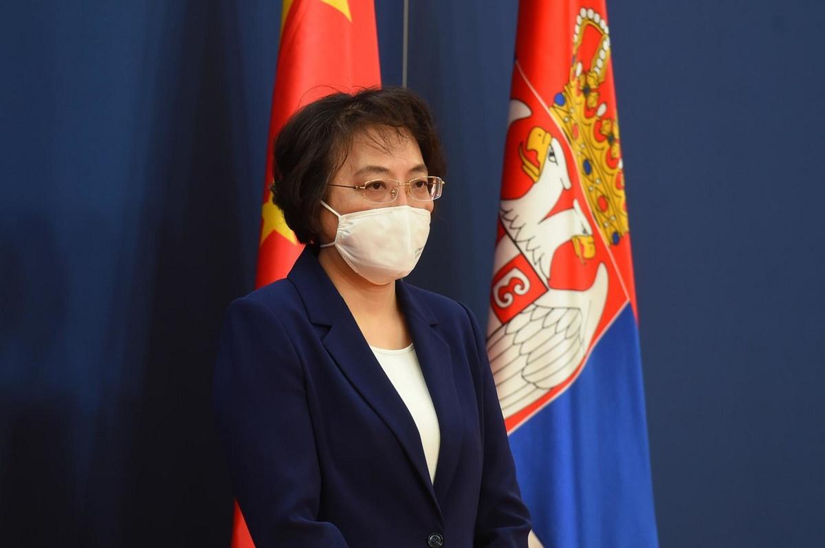 Čen Bo: Pitanje KiM rešiti u okviru Rezolucije 1244
