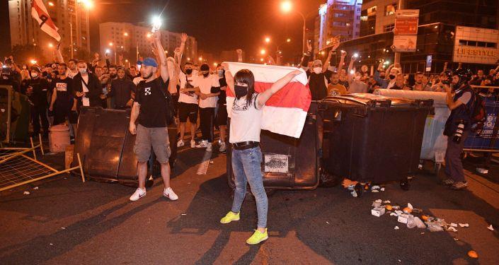 Amerika osuđuje dešavanja u Belorusiji: Izbori nisu bili slobodni ni pošteni
