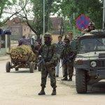 Stanovnici Karačeva protestovali zbog ulaska srpske žandarmerije u selo