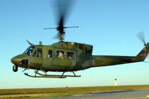 Pucano na vojni helikopter u Americi, ranjen pilot, letelica prinudno sletela