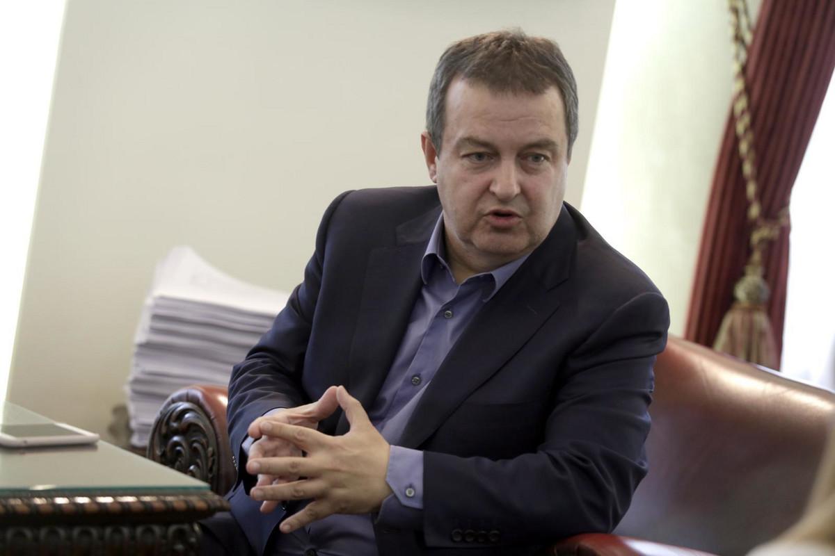 Dačić: Azerbejdžan i Jermenija su naše prijateljske zemlje