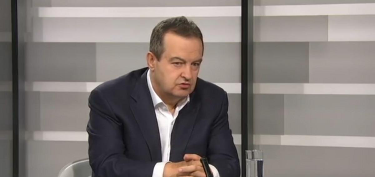 """""""EU JE NA ODMORU"""" Dačić: Brisel neće sada menjati pravila  o prelasku granica, to su samo NAŠE ŽELJE"""