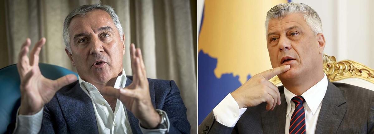 Koha: Đukanović bi mogao da bude svedok Tačijeve odbrane u Hagu