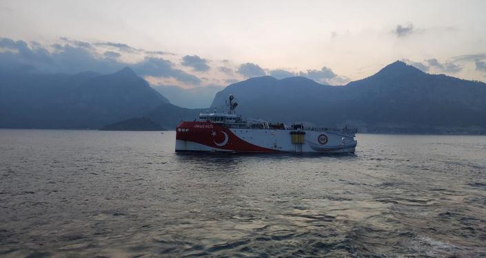 EU upozorila Tursku da prekine seizmička ispitivanja na Sredozemlju