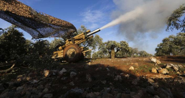 """Smrt civila ─ """"kolateralna šteta"""" u sukobima proturskih militanata u Siriji"""