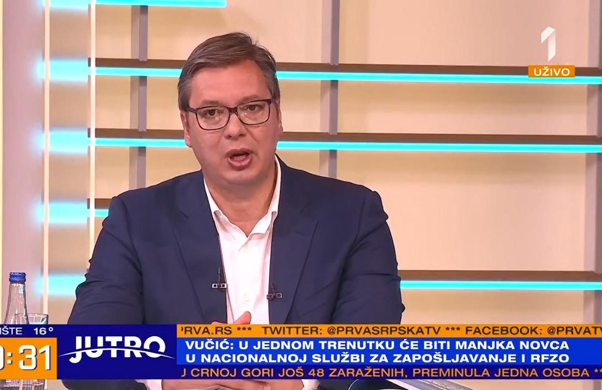 Vučić: Sve me brine, a najviše tema razgovora u Vašingtonu i Briselu