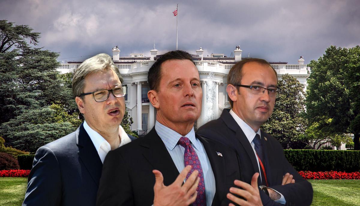 ZVANIČNO Sastanak u Vašingtonu  pomeren za 4. septembar
