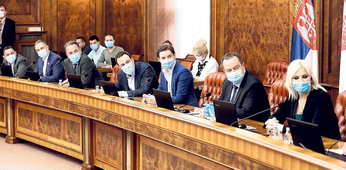 U IZVRŠNOJ VLASTI POSLE TRI DECENIJE Albanci bi mogli da dobiju mesto u Vladi, ali NE MINISTARSKO