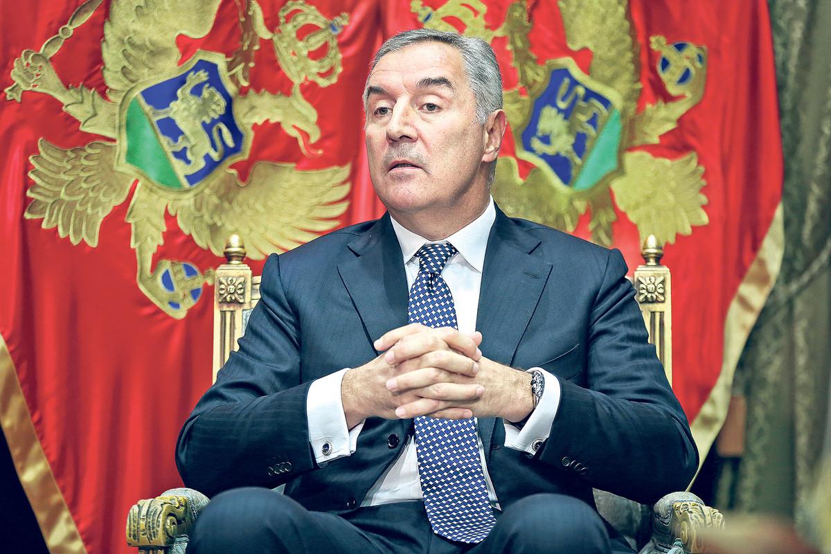 MILO NASTAVLJA DA PROVOCIRA Đukanović: Srbija uvek bila protiv crnogorske državne ideje