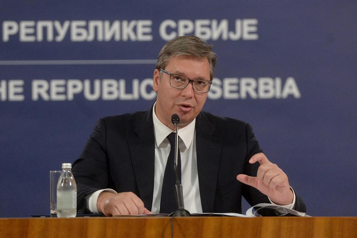 Vučić na Bledskom strateškom forumu se sastaje i sa Lajčakom