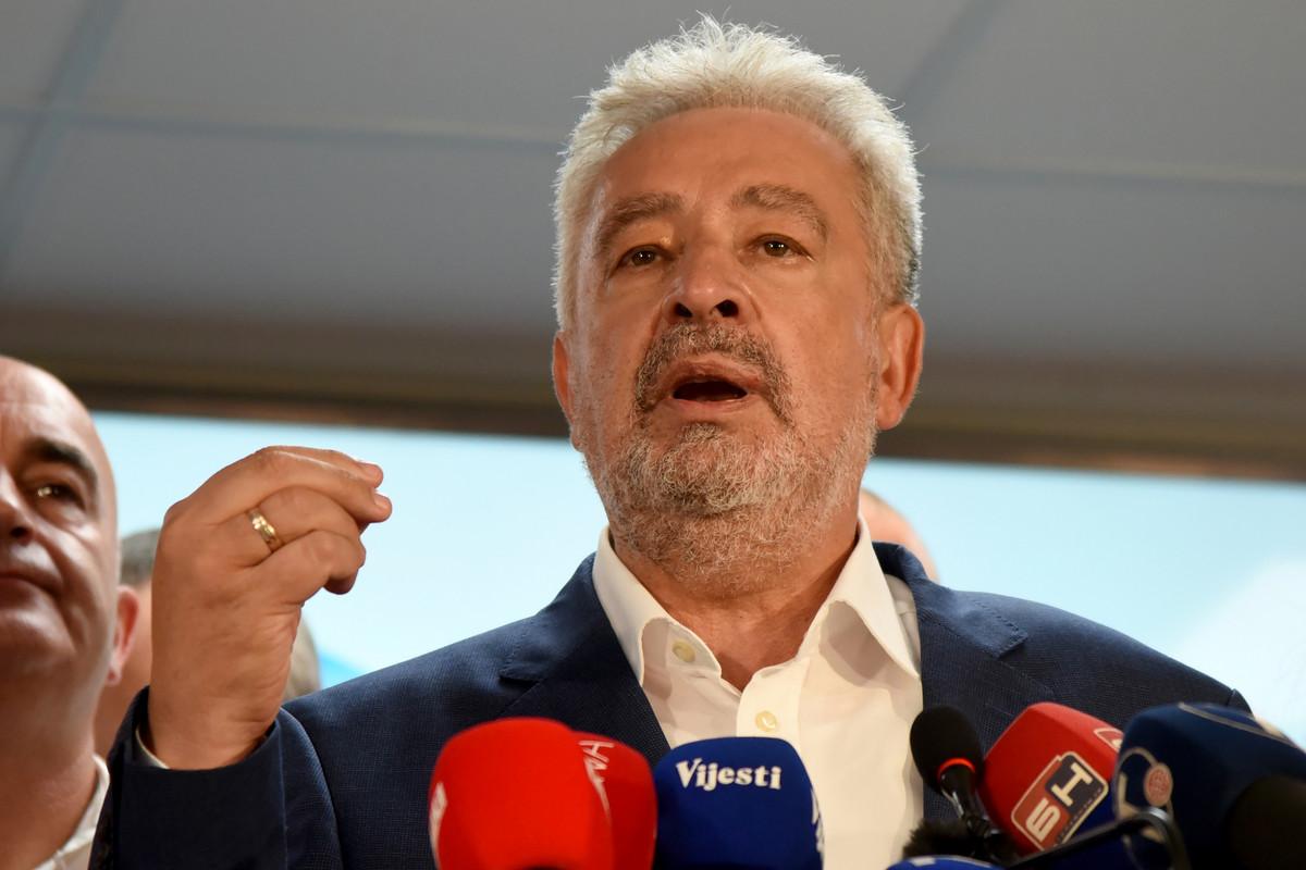Krivokapić: Skupština i Vlada Crne Gore što pre, možda već za TRI NEDELJE