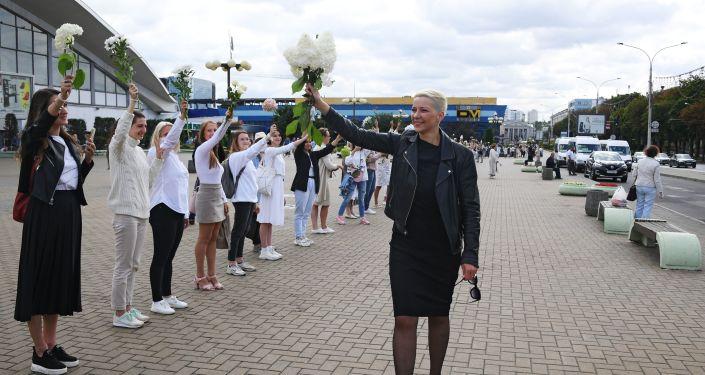 Beloruska opozicija stvara novu partiju Zajedno