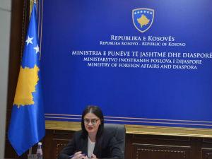 Kosovska ministarka: Ne treba odlaziti na dijalog dok se ne povuku poternice