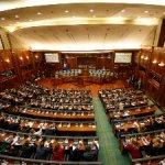 Nacrt zakona o zaštiti vrednosti borbe OVK nije izglasan
