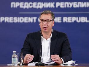 Vučić: Prvi ću da primim vakcinu, vlada posle razgovora u Beloj kući, možda se i Tramp pojavi
