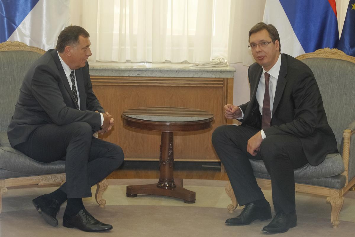 Vučić i Brnabić sutra sa predstavnicima Republike Srpske