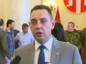 Vulin: Priština želi da ubaci kosovsku policiju u srpske patrole