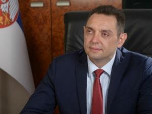 """Vulin: """"Velika Albanija"""" najveća pretnja regionu"""