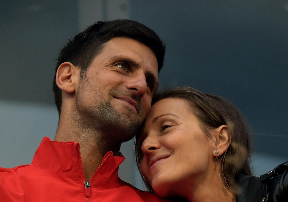 """Slavlje kod Đokovića! Jelena se oglasila emotivnim rečima i fotografijom: """" Hvala ti što si nas izabrala mila moja radosnice"""""""