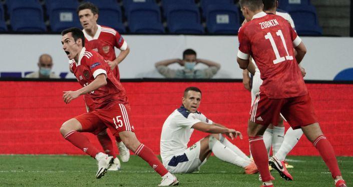 Poraz fudbalera Srbije od Rusije na startu Lige nacija