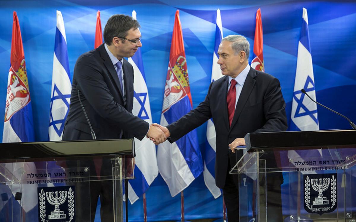 Vučić razgovarao s Netanjahuom: Potvrda prijateljstva srpskog i jevrejskog naroda