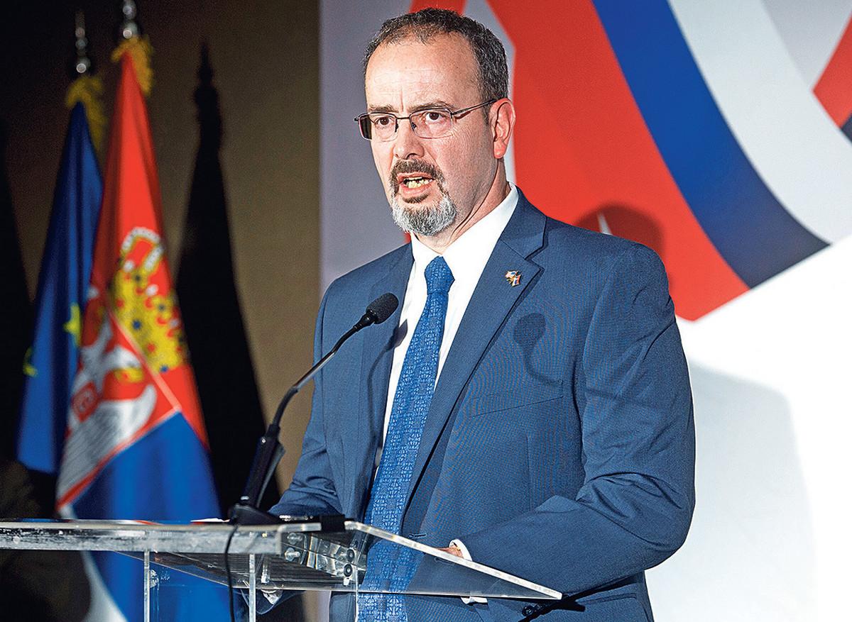 Godfri o sporazumu Beograda i Prištine: Demonstracija hrabrog i zrelog državničkog delovanja