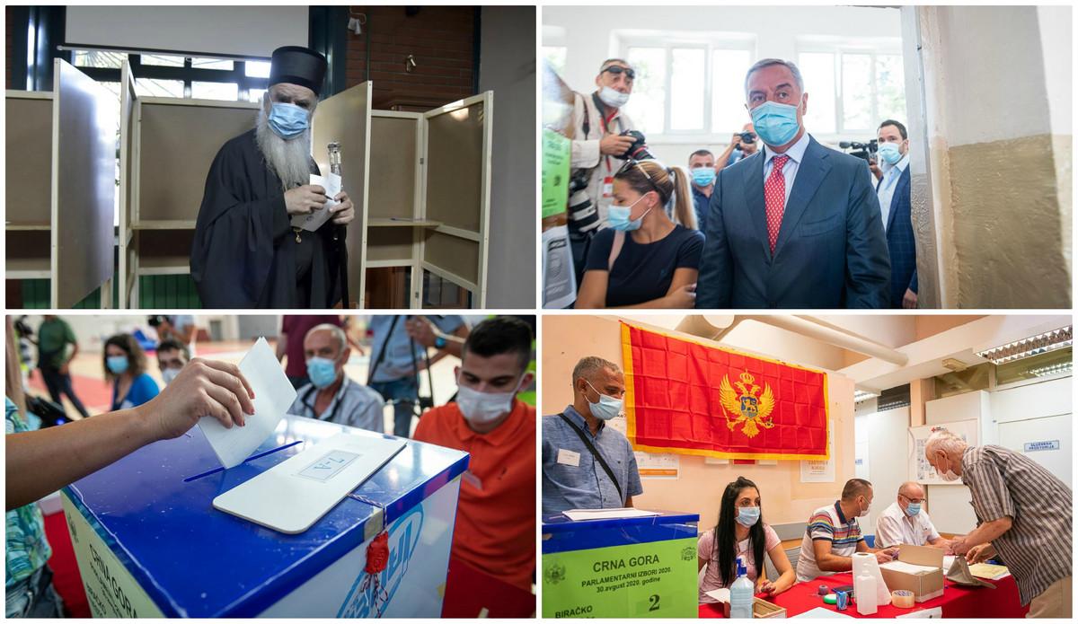 MILO UZEO NAJVIŠE MANDATA, ALI...Objavljeni KONAČNI REZULTATI  parlamentarnih izbora u Crnoj Gori