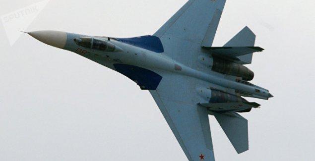 Britanski avion probao da priđe ruskoj granici, ali bezuspešno ─ odmah reagovao Su-27