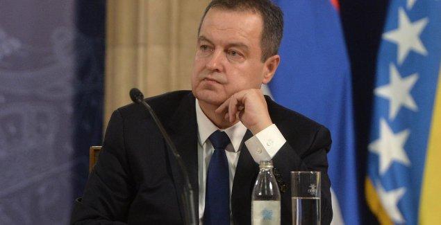 MSP Crne Gore: Dačić još jednom pokazao svoj prefinjeni diplomatski repertoar