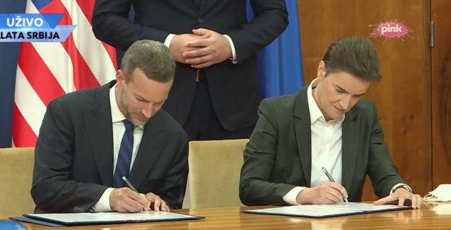 U BEOGRADU OTVORENA REGIONALNA KANCELARIJA DFC Vučić: Od 1881. nismo imali ovako značajne sporazume sa SAD