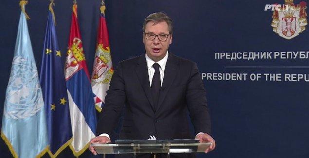 Vučić se obratio GS UN: Srbija prezire svaku vrstu nasilja, ŽELI MIR i nikada nećemo pristati na poniženja