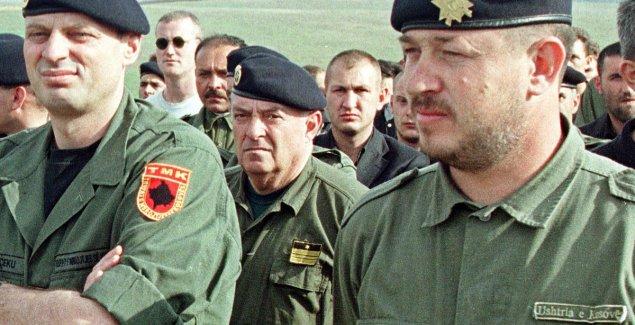 Veterani OVK protestuju u Prištini zbog hapšenja Gucatija